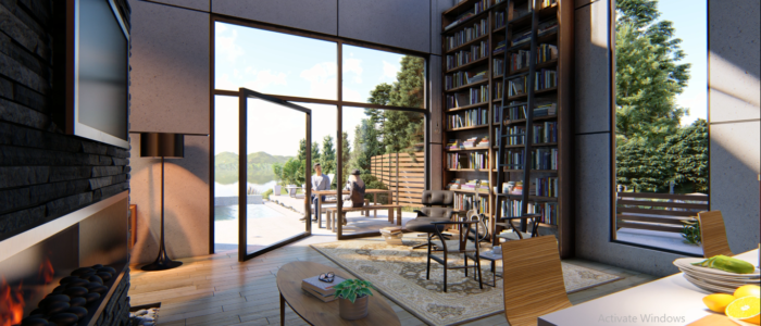 Bluestine 3D Architectural Walkthrough Videos and Images